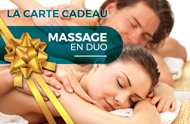 Massage en duo de 30 minutes