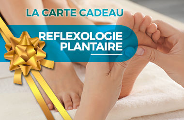 Reflexologie plantaire 40minutes